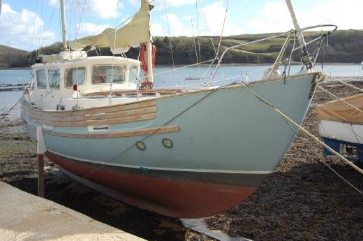 1980 Fisher 34