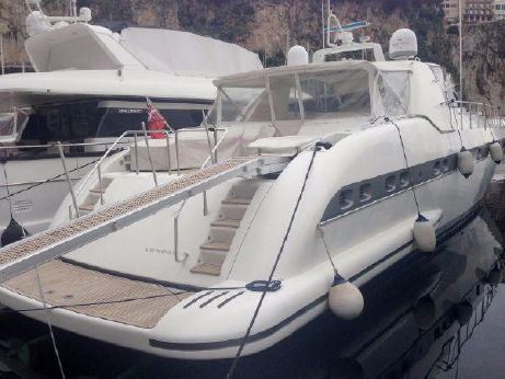 1994 Overmarine Mangusta 80
