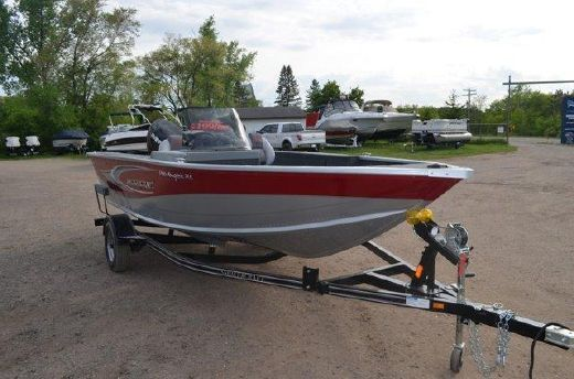 2016 Smoker Craft 171 Pro Angler XL