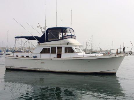 1982 Chb 45 STABILIZED Trawler