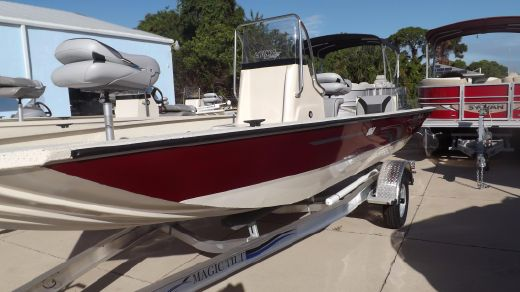 2015 Alumacraft MV 1860 AW
