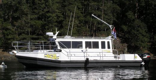 2007 Acb Expedition Sport Cruiser 3200