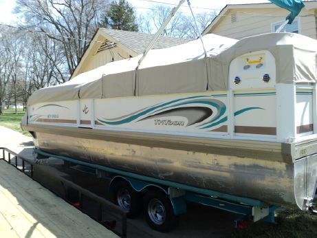 2004 Jc Pontoon
