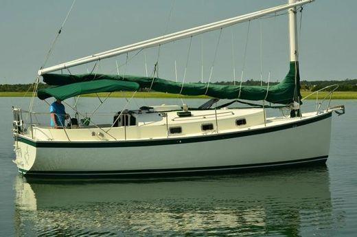 1980 30 Nonsuch Classic Catboat