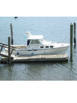 1985 Owner Motivated...storage Fees Adding Up...albin SPORT TRAWLER