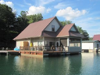 2011 Custom 2 Story Floating Cabin