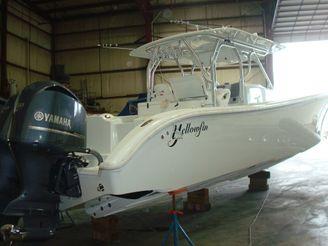 2012 Yellowfin 42