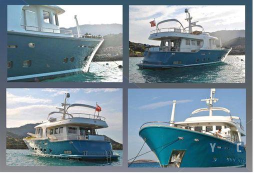 2007 Terranova Yachts 68ft Navetta