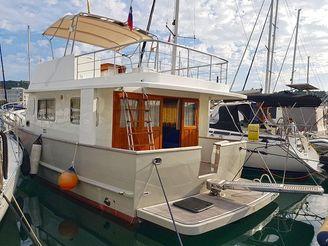 1979 Trawler Eurobanker 41