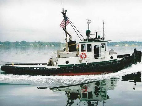 1945 Harbour Tug Boat - Burger Boat Company