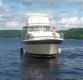 1982 Chris-Craft 410 Commander Yacht