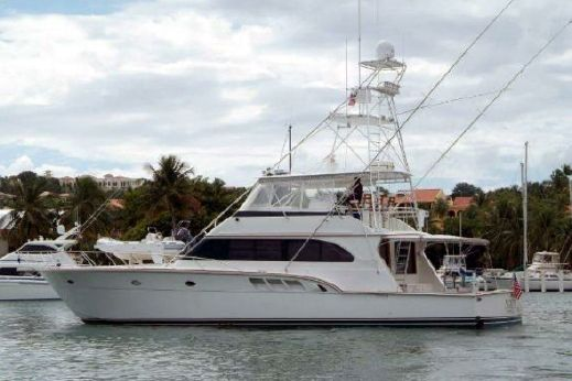 1987 Donzi Open Bridge Sportfish