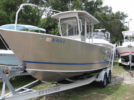 2007 Pacific Boats V23HT/CC