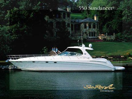 2002 Sea Ray 550 Sundancer