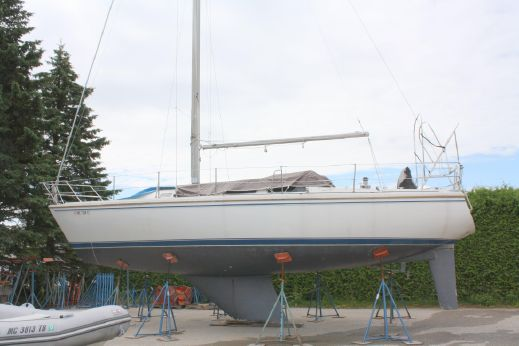 1984 Catalina 36 Standard Rig