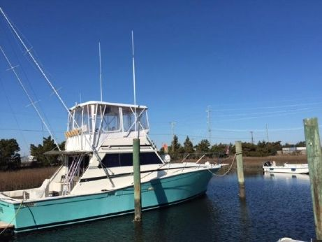 1978 Viking Yachts 40 Sport Fish Convertible