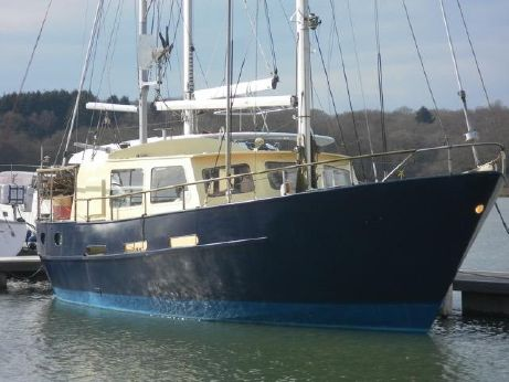 1975 Ketch Steel Long Keel