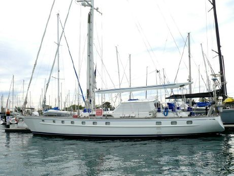 1985 Nordia Pilothouse Cutter