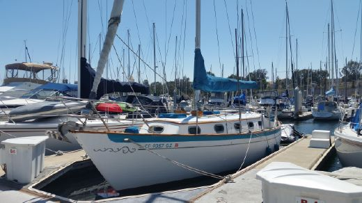 1980 Spindrift Sloop