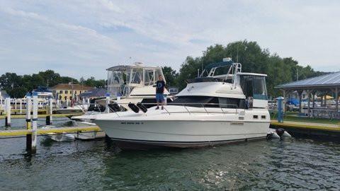 1994 Silverton 34 Motor Yacht