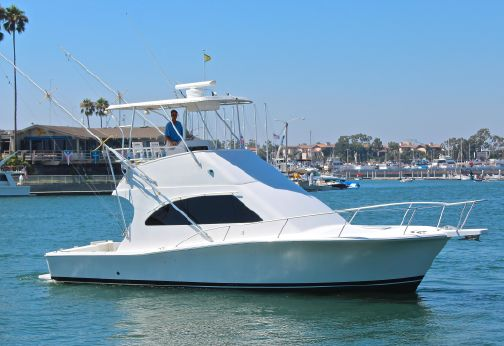 2002 Luhrs Convertible