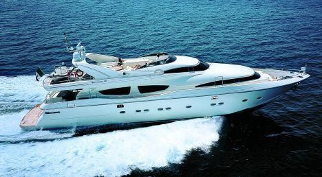 2006 Posillipo 95 S Serious Seller