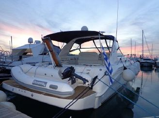 1998 Sea Ray 410 Sundancer