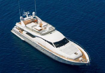 2015 Ferretti Yachts 80