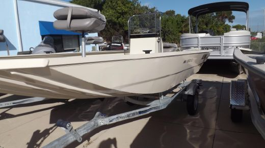 2015 Alumacraft MV 1650 AW