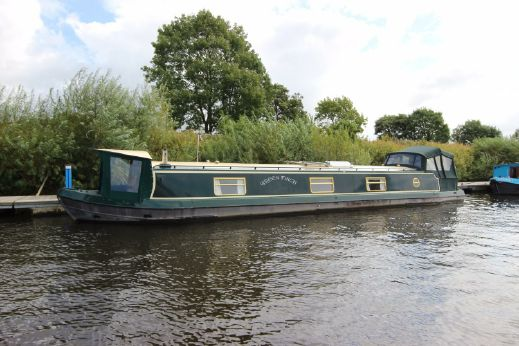 2008 Liverpool Boats Wide Beam 57 x 11