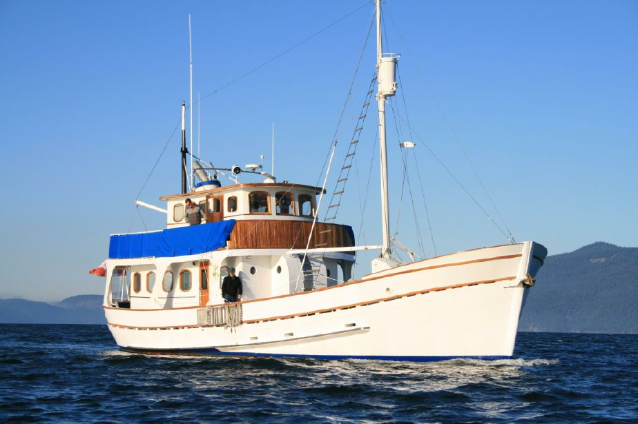 1962 Romsdal North Sea Trawler Power Boat For Sale   www yachtworld com. 1962 Romsdal North Sea Trawler Power Boat For Sale   www