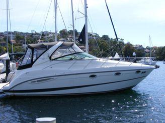 2006 Maxum 3500