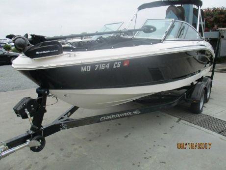 2015 Chaparral 21 H2O Ski & Fish