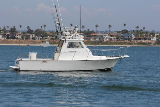 2009 Blackman Pilothouse