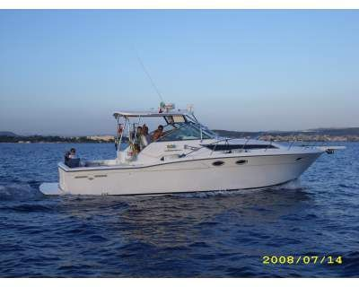 1997 Wellcraft 33 Coastal