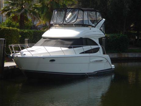 2007 Meridian 341 Sedan