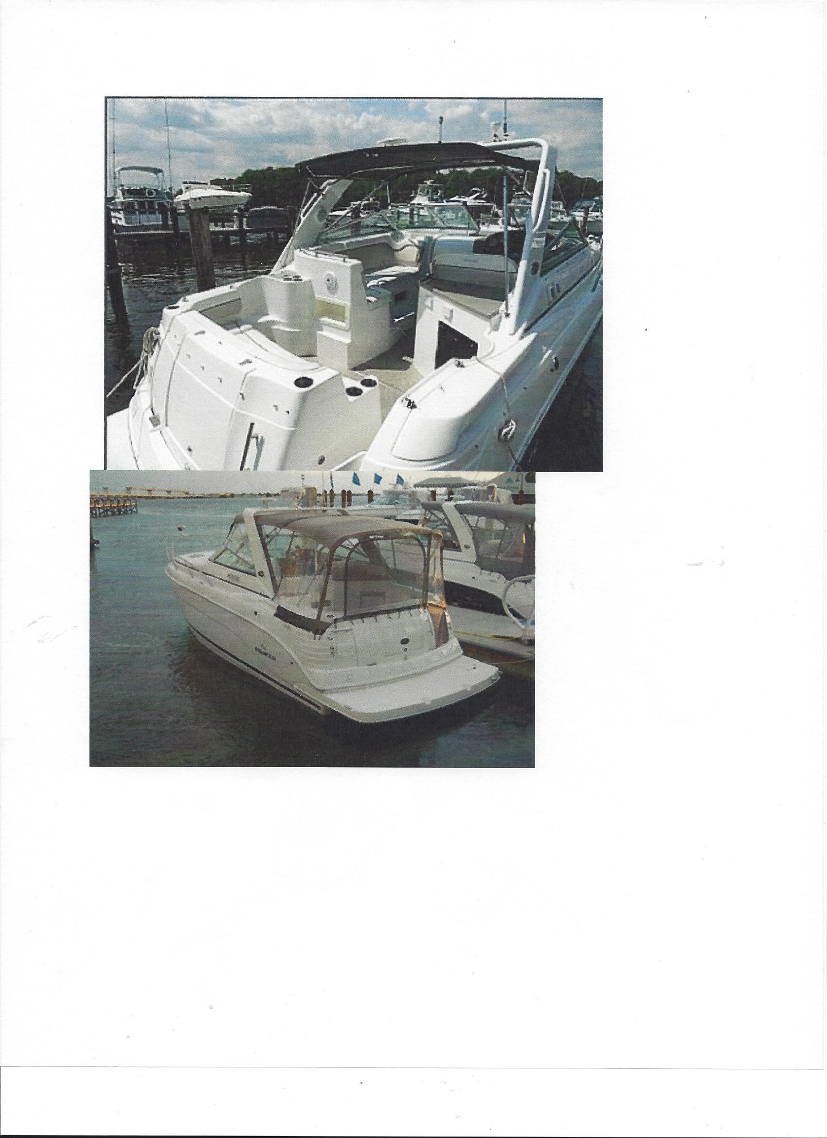 30 ft 2005 rinker 300 cabin cruiser