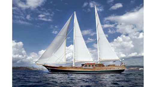 2008 Mahogany Luxury Gulet