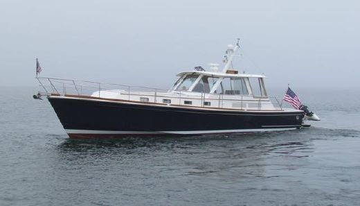 2001 Grand Banks 49 HX Eastbay