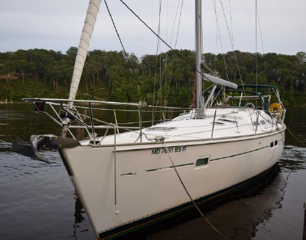 2004 Beneteau America 423