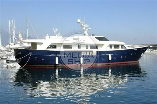 2002 Benetti Sail Division Benetti 105 Sd