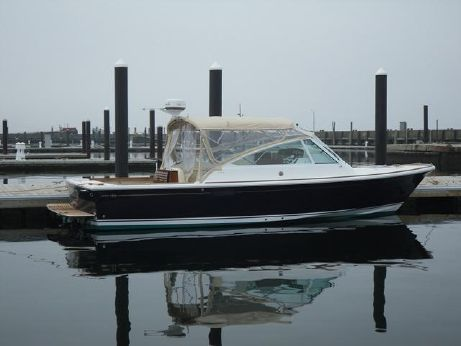 2012 Hunt Yachts Harrier 29