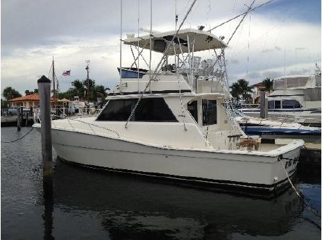 1988 Viking Yachts 41 Convertible
