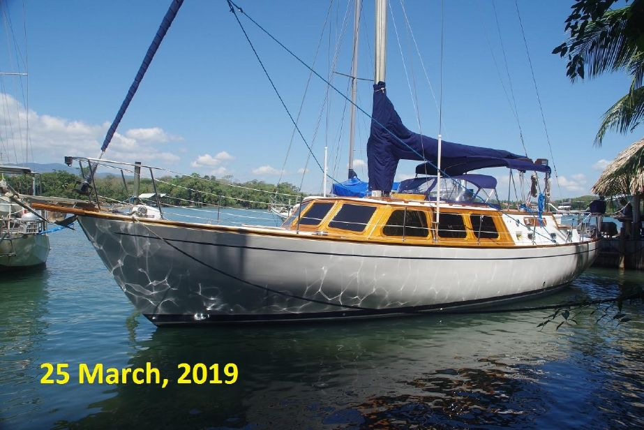 1973 CAL 2-46 Sail Boat For Sale - www yachtworld com