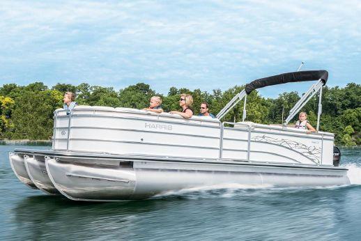 2016 Harris Cruiser 240