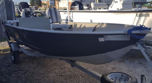 2012 Lowe Angler 160S