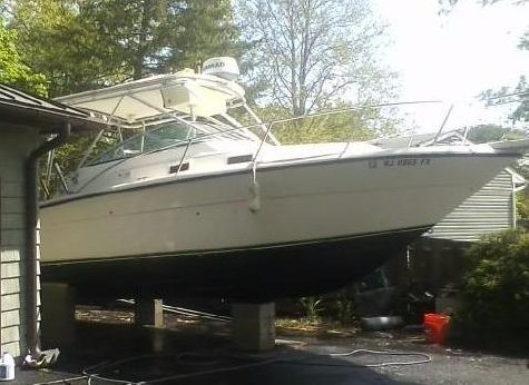 1994 Pursuit 26
