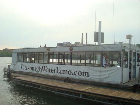 1999 Susquehanna Santee Pontoon Ferry