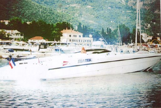 2003 Termolli Power Boat 18m