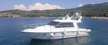 1993 Ferretti Yachts 36